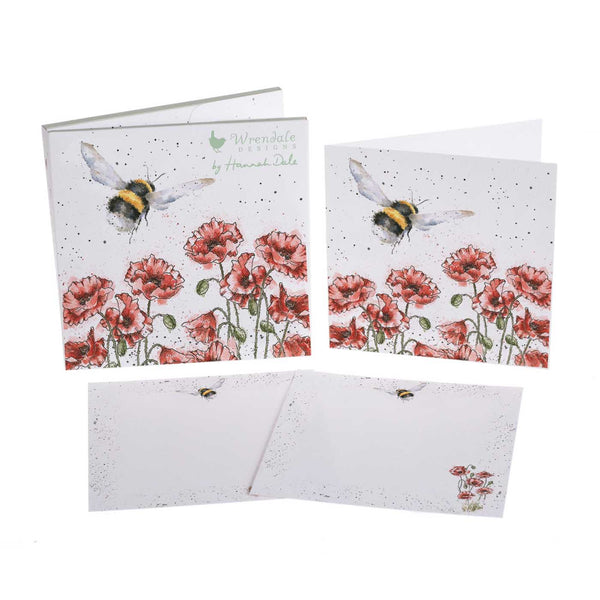 'Flight of the Bumblebee' Notecard Pack