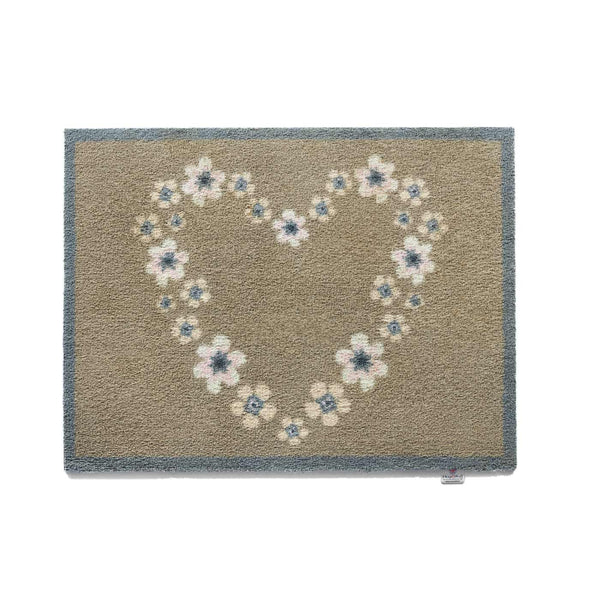 Love Heart Rug by Hug Rug