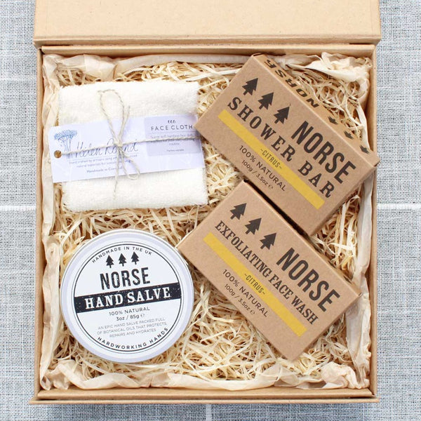 Mens Daily Essentials Gift Box