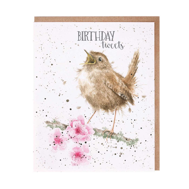 Birthday Tweets Card