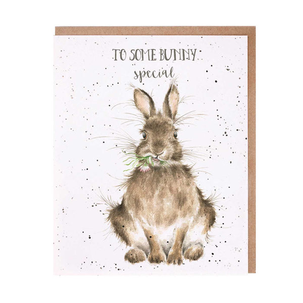 To Some Bunny Special Card