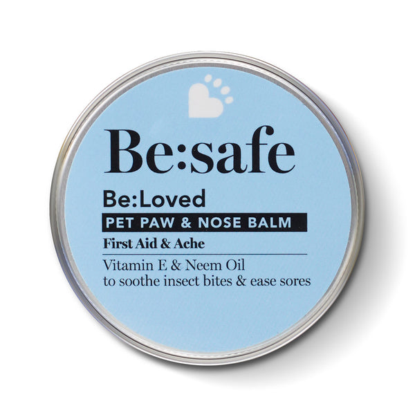 Be:Safe First Aid Nose & Paw Balm