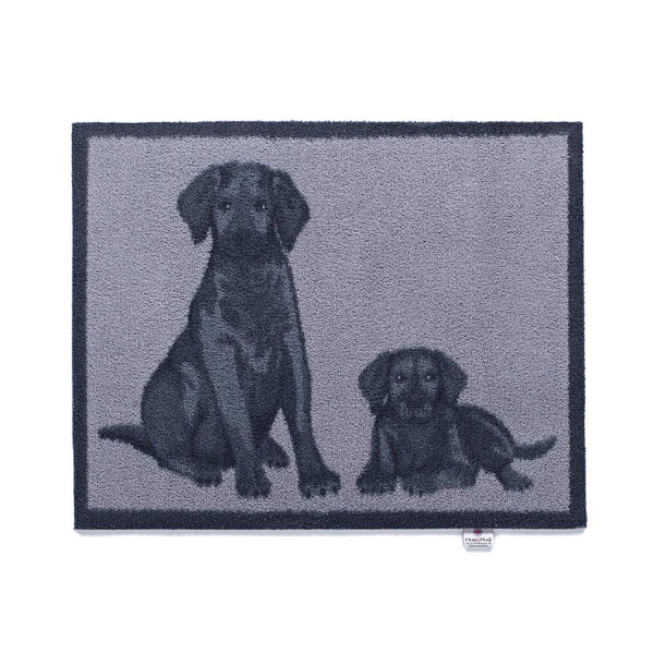 Black Lab Rug by Hug Rug