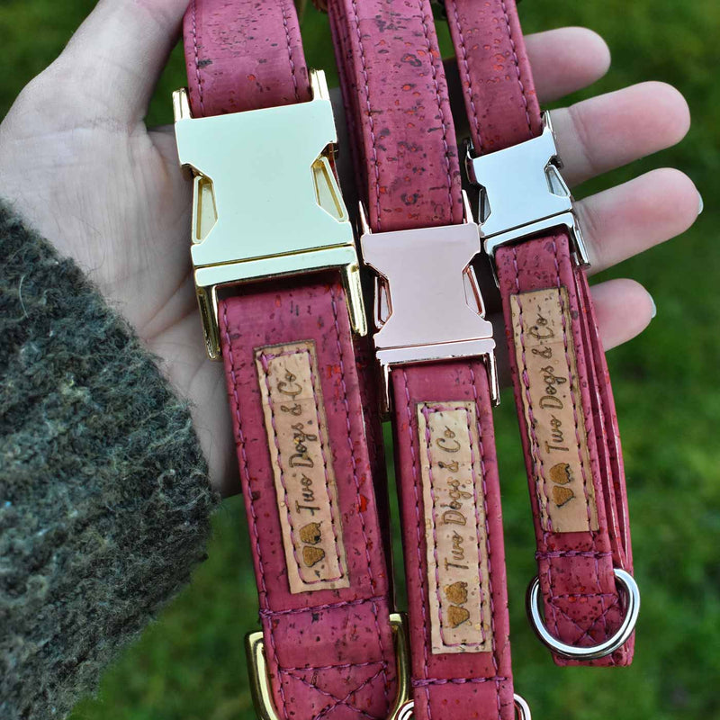 Cork Dog Collar Sizes