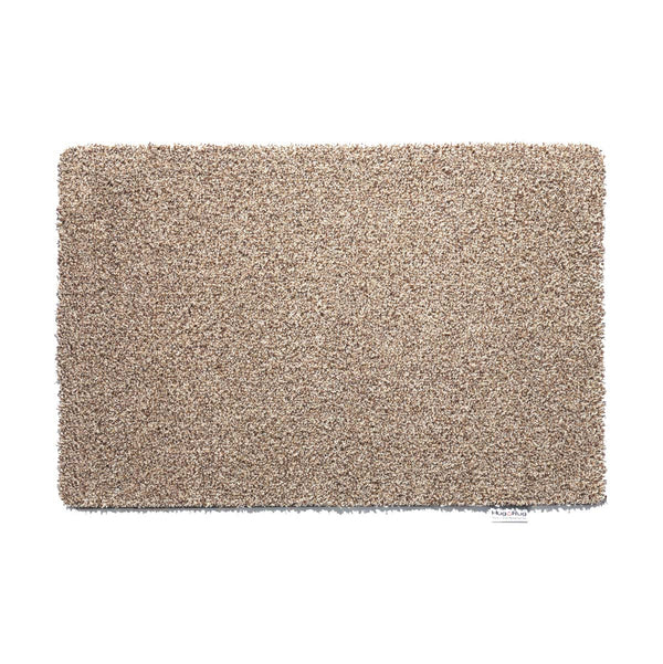 Plain Linen Rug by Hug Rug