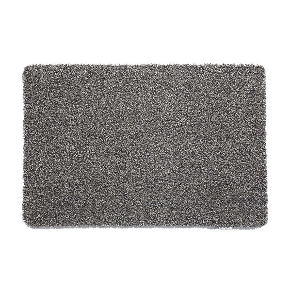 Plain Slate Rug by Hug Rug