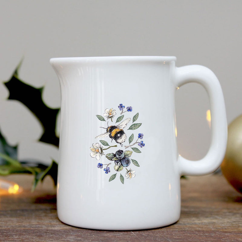 Wild Flower Meadows Bee Mini Jug