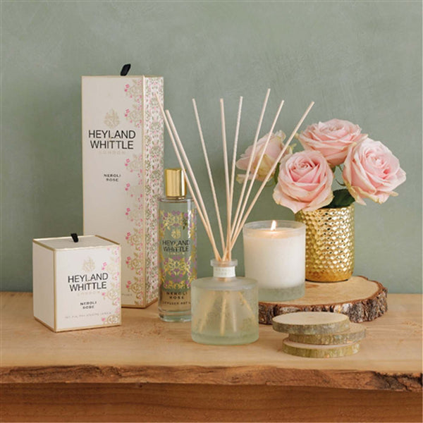Gold Neroli Rose Reed Diffuser Refill