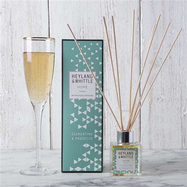 Home Clementine & Prosecco Reed Diffuser 100ml