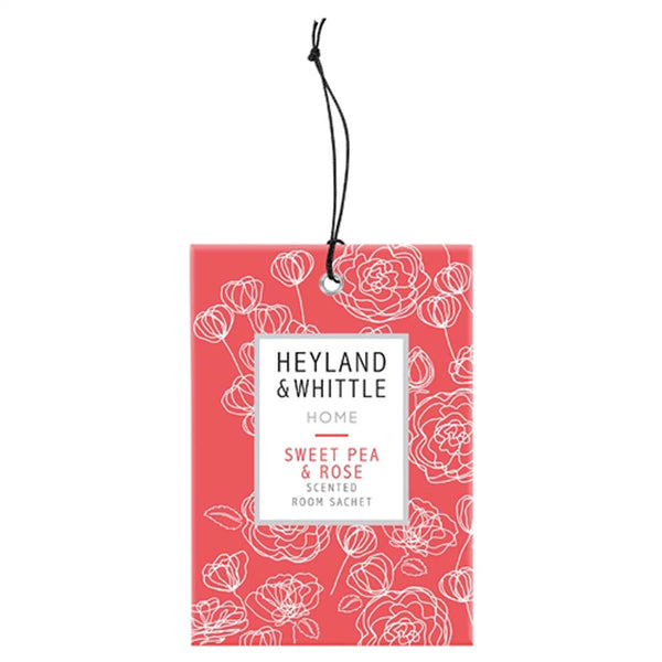 Sweetpea & Rose Scented Room Sachet 15g