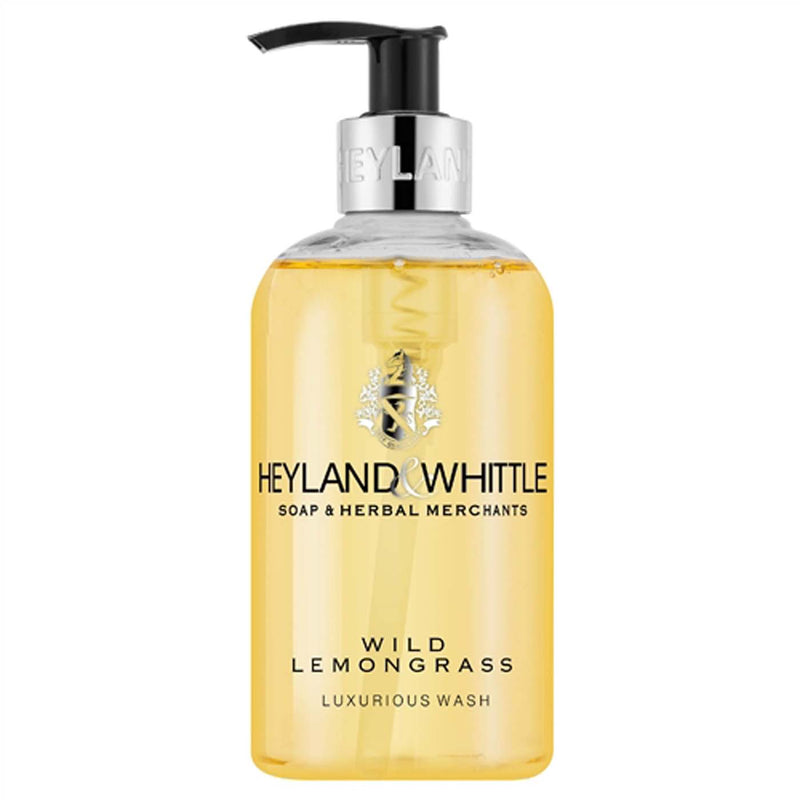 Wild Lemongrass Luxury Hand & Body Wash 300ml