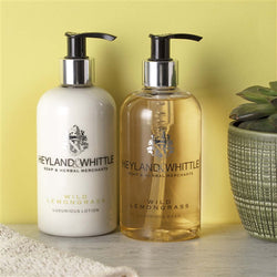 Wild Lemongrass Luxury Hand & Body Wash 300ml by Heyland & Whittle