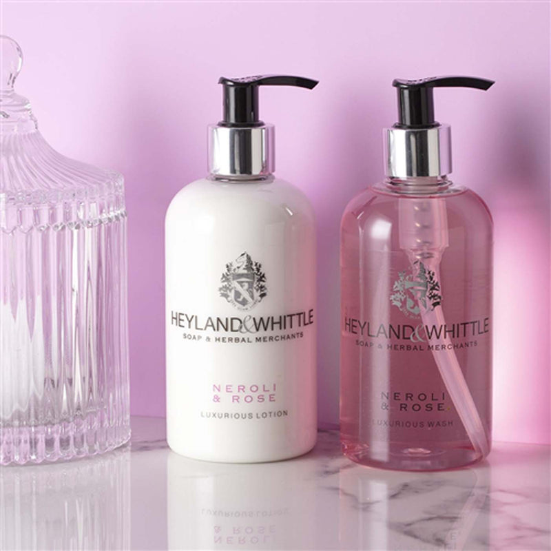 Neroli & Rose Luxury Hand & Body Wash 300ml