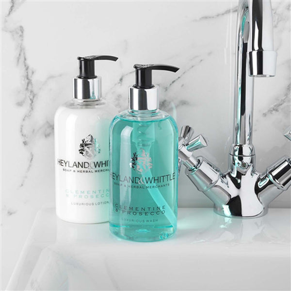 Clementine & Prosecco Luxury Hand & Body Wash 300ml