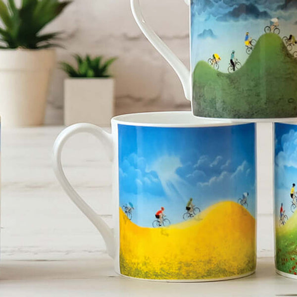 Rewards Cycling Mug