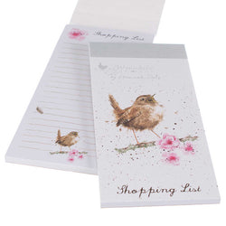 'Little Tweets' Shopping Pad by Wrendale
