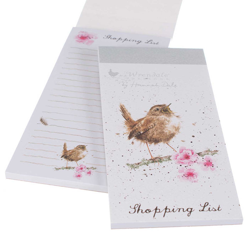 'Little Tweets' Shopping Pad