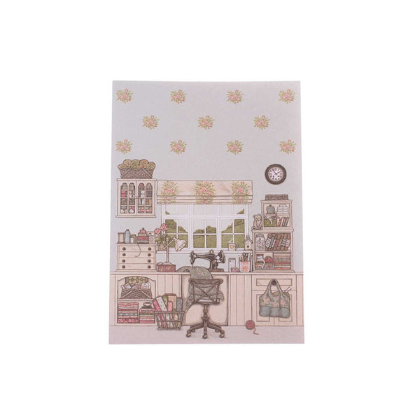 The Sewing Room A6 Notebook