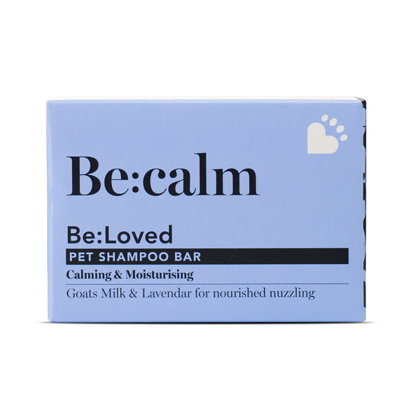 Be:Calm Condition & Calm Pet Shampoo Bar
