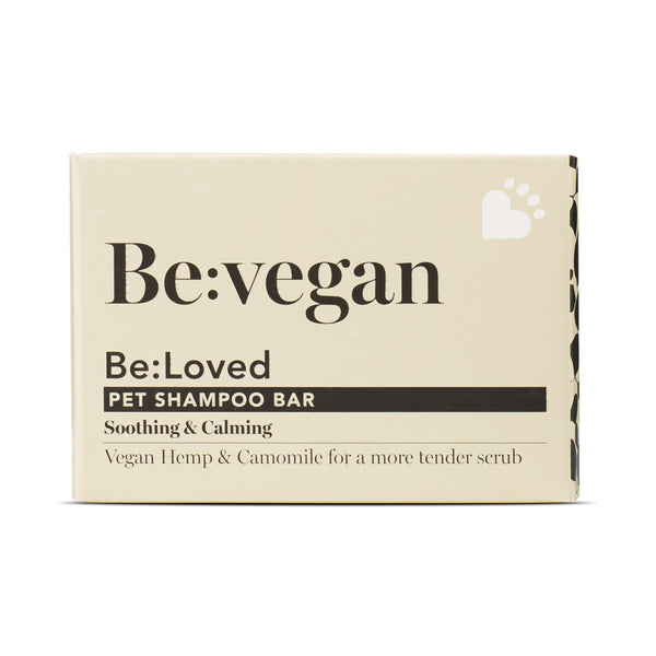 Be:Vegan Hemp Pet Shampoo Bar