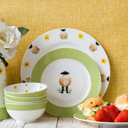 Sheep and Daisy Kitchen