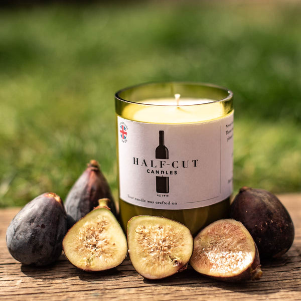 Under the Fig Tree Candle