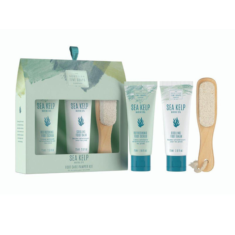 Sea Kelp Foot Care Pamper Kit