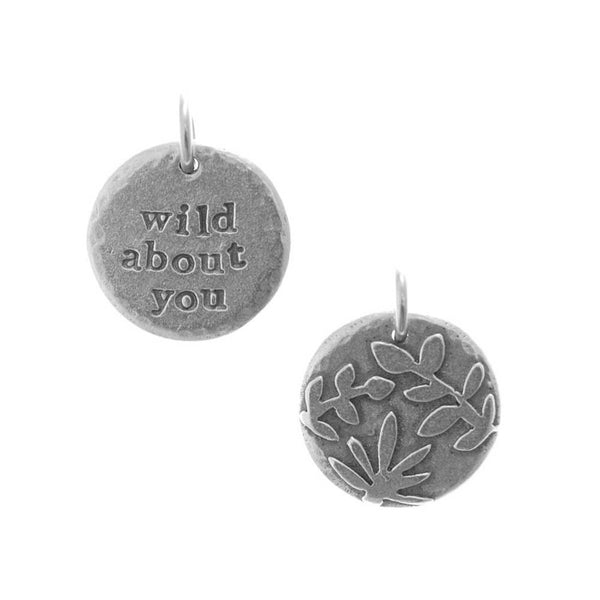Wild About You Charm