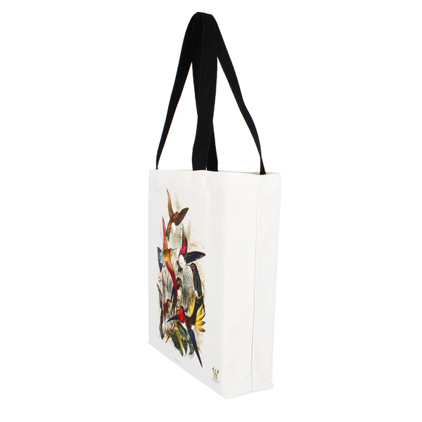 Hummingbirds Tote Bag