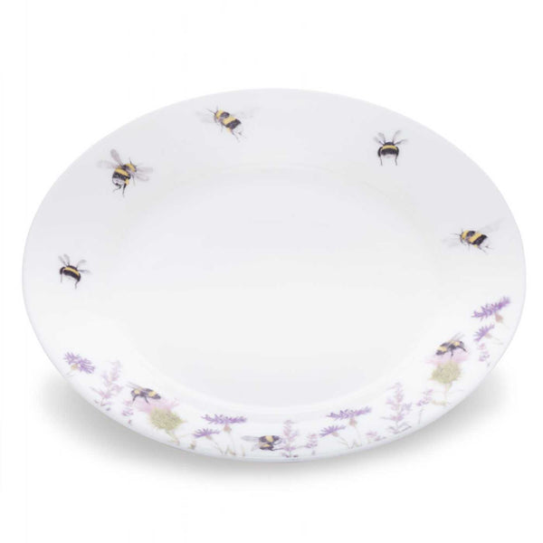Bee & Flower China Side Plate