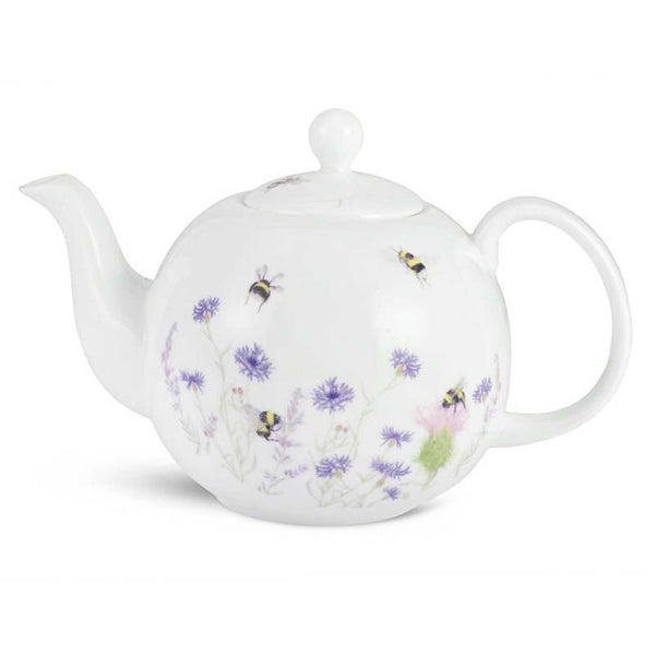 Bee & Flower Teapot