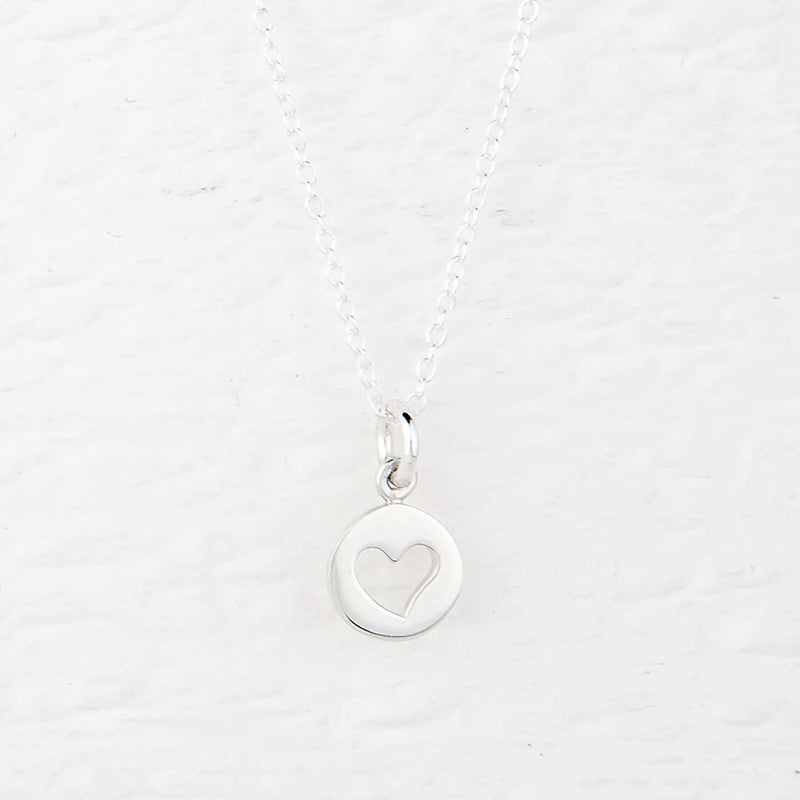 Naomi Silver Necklace