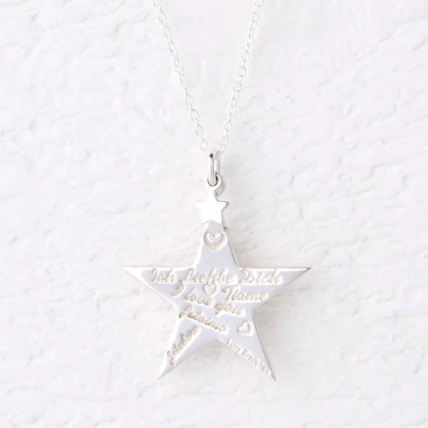 Cephei Star Necklace