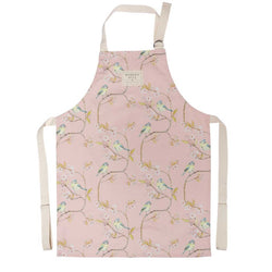 Blue Tit on Blossom Childs Apron