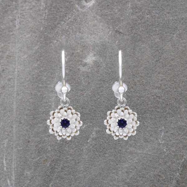Dahlia Drop Earrings Jewellery