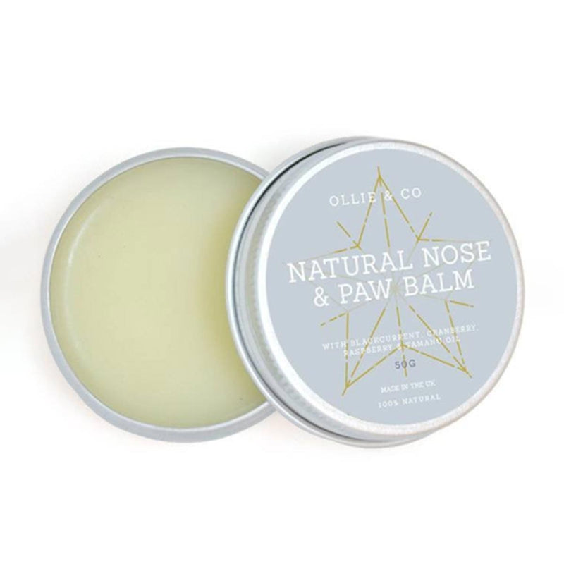 Natural Nose & Paw Balm