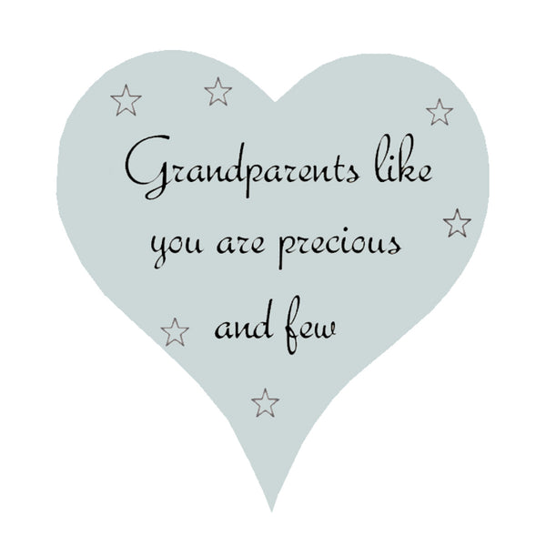 Grandparents Like You - Heart