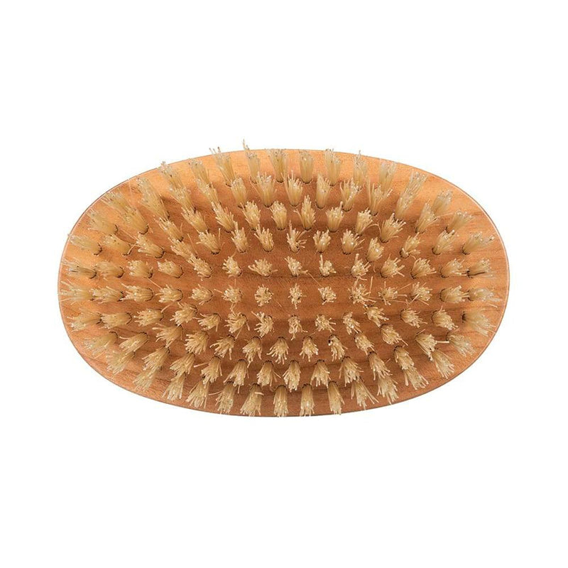 Mens Finest Military Oval Brush