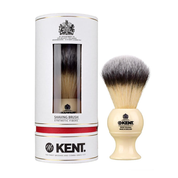 Ivory Synthetic Shave Brush