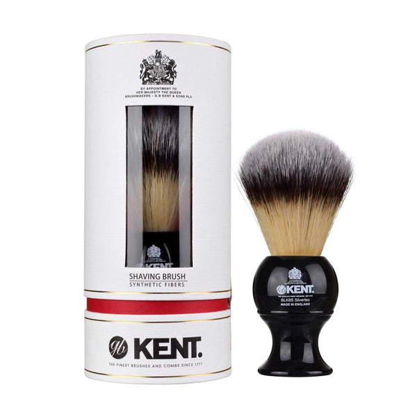 Black Synthetic Shave Brush