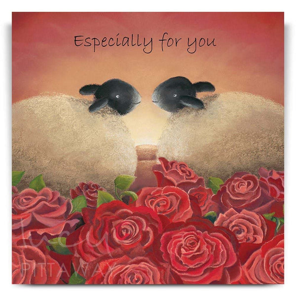 Ewe are the One Card by Lucy Pittaway