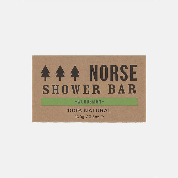 Shower Bar Woodsman by Norse