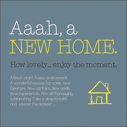 Aaah, a new home Card by Splimple