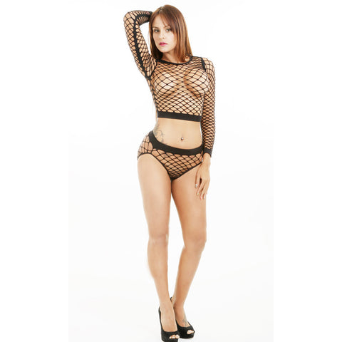 1 Set Sexy Women Lingerie Lace Underwear Sleepwear
