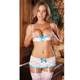 Three-point Temptation Lace 3-Piece Super Sexy Lingerie