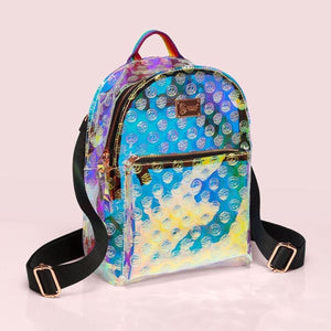 CINTAS INDIVIDUALES PARA EL MORRAL HOLOGRÁFICO/ STRAPS ONLY FOR HOLO BACKPACK