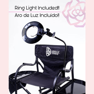 The Glam Chair (Ring Light Included)