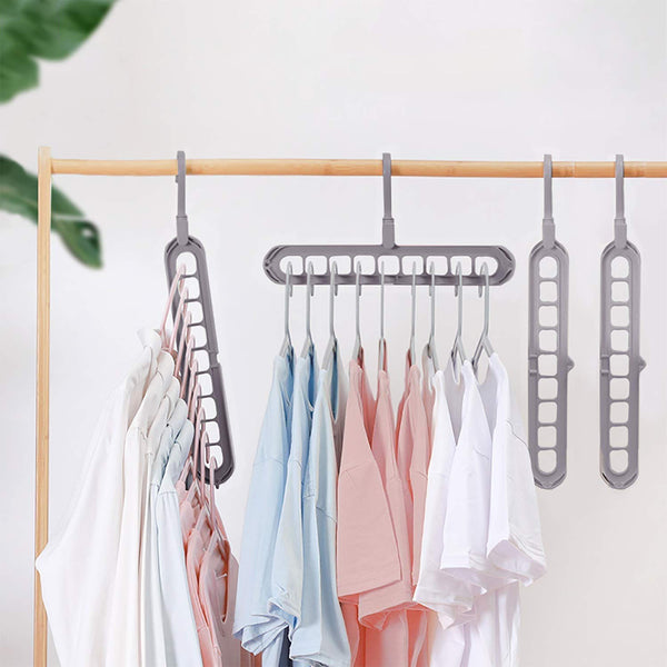 Magic Clothes Hanger Set (5pcs)