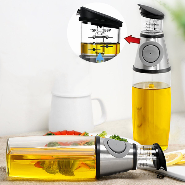 Oil & Vinegar Magic Dispenser Set