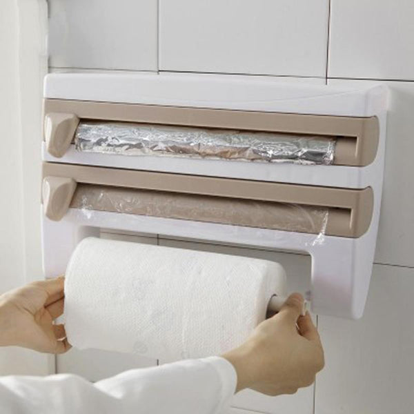 3-in-1 Multi Roll Dispenser